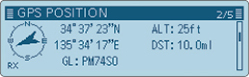 amateurfunk_mobilfunkgeraet_ID-4100E_GPS_position